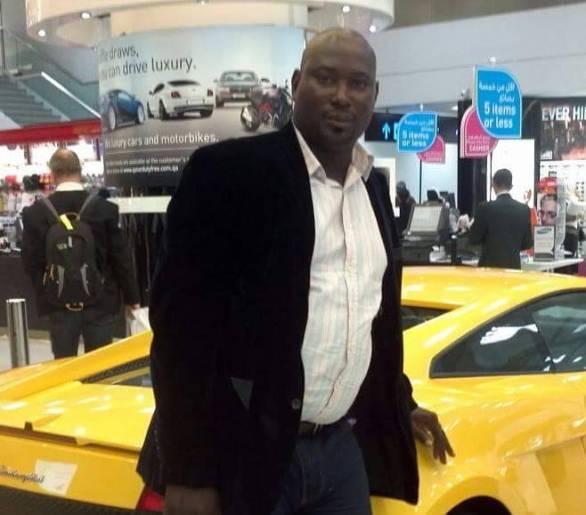 Chairman(Odeyemi Kunle)
