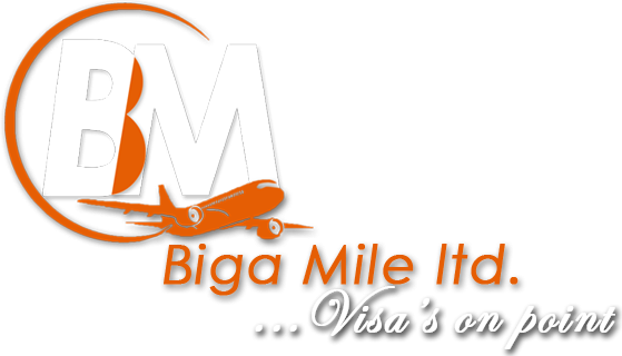 BIGA-MILE LTD. Education * Real Estate * Travel & Tours